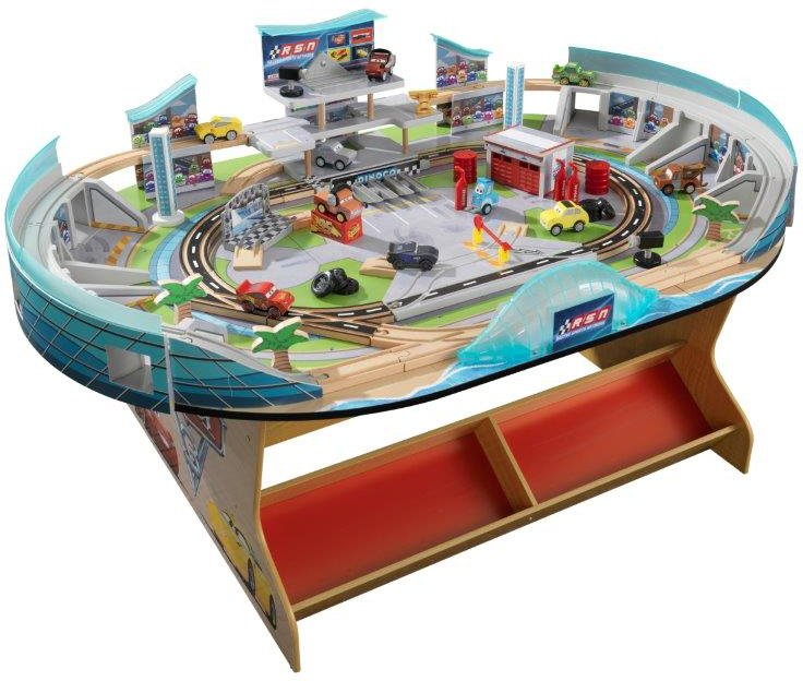 Kidkraft Disney® Pixar Cars 3 Florida International Speedway (Μήκος: 120 Βάθος: 80 Ύψος: 64)