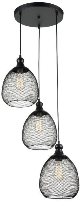 Φωτιστικό οροφής Maytoni Grille 3φωτο