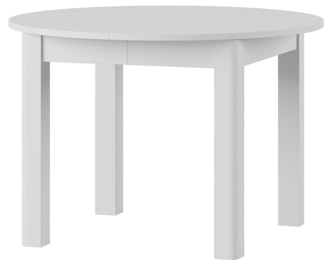 Τραπέζι Turan επεκτεινόμενο-Λευκό