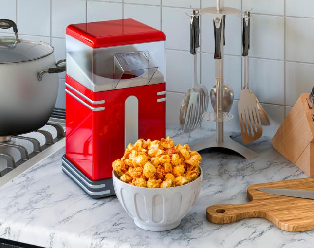 Μηχανές Pop Corn