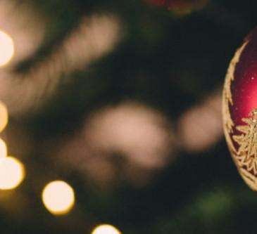 Δημιουργήστε τα δικά σας Χριστουγεννιάτικα διακοσμητικά!