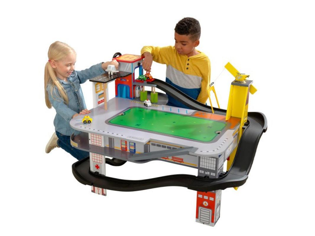 Freeway Frenzy Kidkraft Play Table